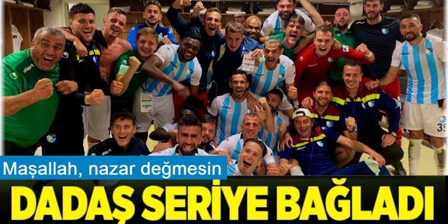 BB Erzurumspor seriye bağladı