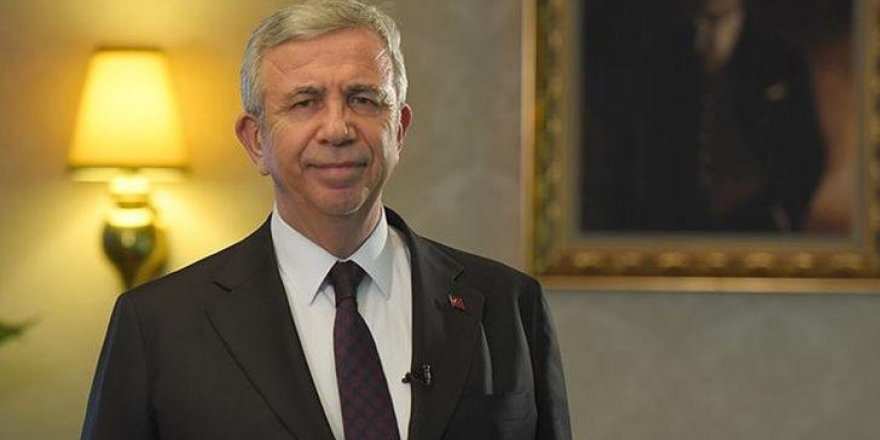 Mansur Yavaş'tan cumhurbaşkanlığı adaylığı için açıklama