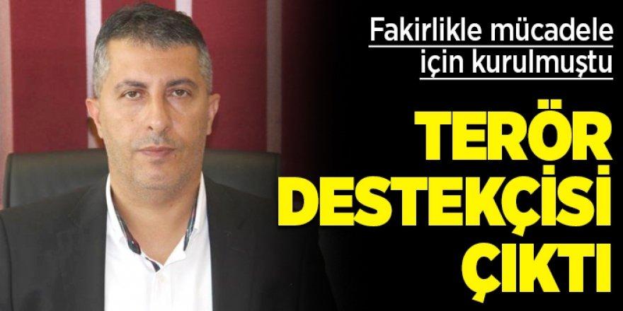 Eğilmez: Tufenkian Vakfı PKK /PYD/YPG ile yakın temas halindeler