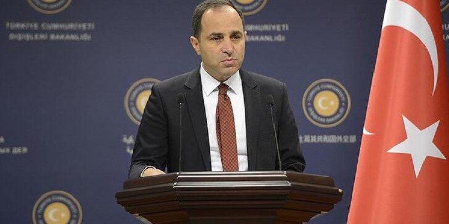 Türkiye'den 9 AB ülkesine bildiri tepkisi