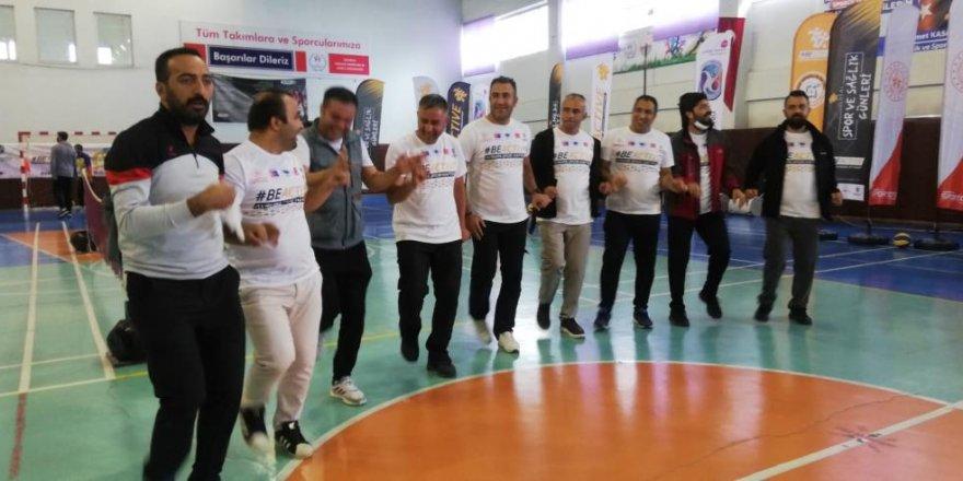 Avrupa Hareketlilik Haftası'na halaylı kutlama
