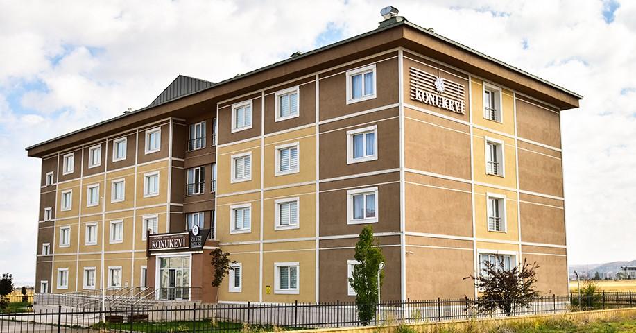 Aziziye Termal Otel'in kapıları öğrenciler için açıldı