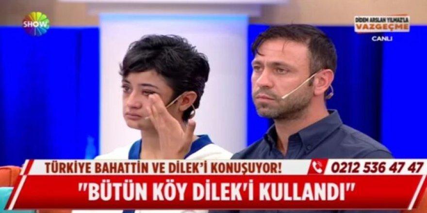 Didem Arslan Yılmaz'la Vazgeçme'de kan donduran olay
