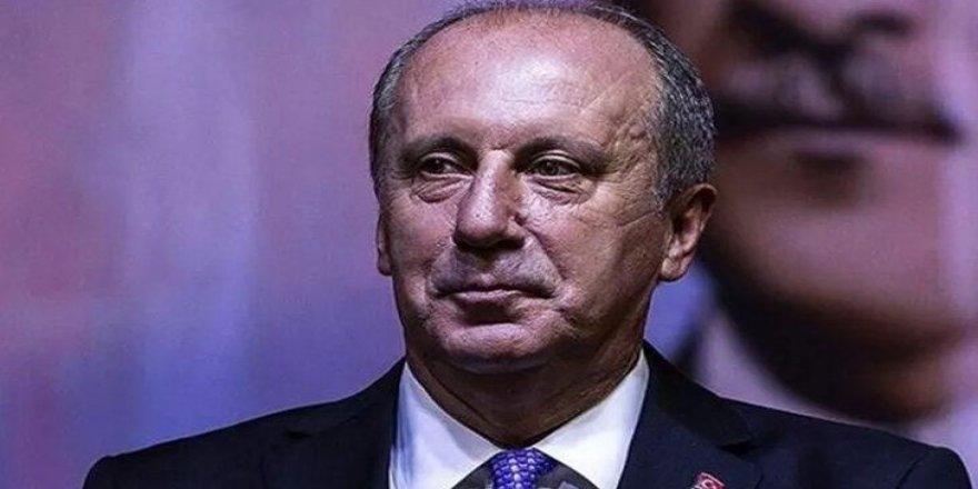 Muharrem İnce'den yeni dolar iddiası: Erdoğan bir daha seçilirse 20 TL olacak