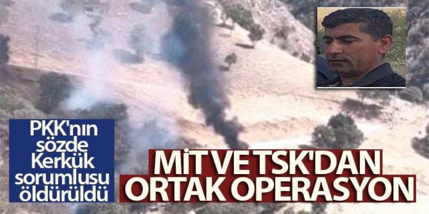 PKK'nın sözde Kerkük sorumlusu öldürüldü