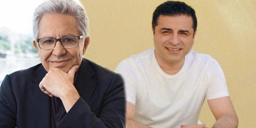 Zülfü Livaneli'nin Selahattin Demirtaş paylaşımı olay oldu!