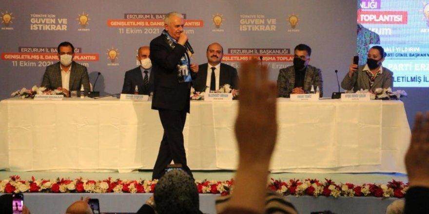 İl Danışma toplantısını Başkan Orhan yönetti