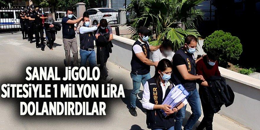 Erzurum ve bir çok ilde: Sanal jigolo sitesiyle 1 milyon lira dolandırdılar