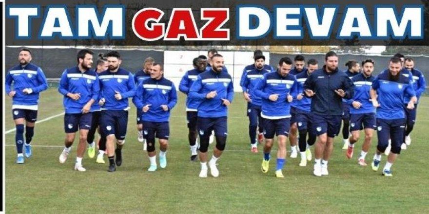BB Erzurumspor'un, Altınordu mesaisi!