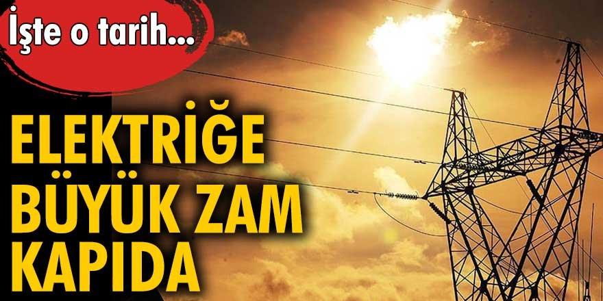 1 Ocak'ta elektrik zammı göründü!