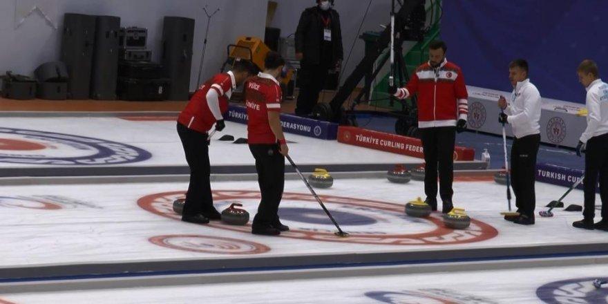 Curling 2022 Kış Olimpiyat Oyunları Ön Elemeleri devam ediyor