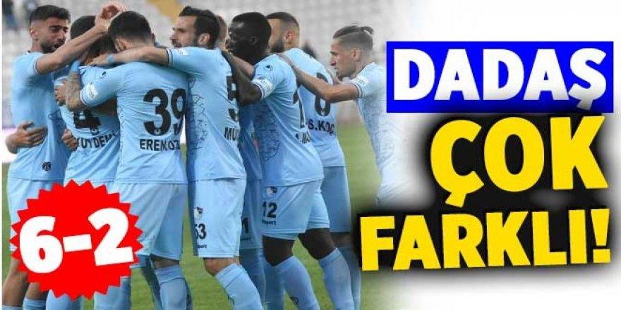Erzurumspor gol olup yağdı: 6- 2