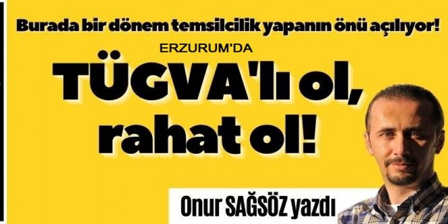 İşte Erzurum'da TÜGVA gerçeği...