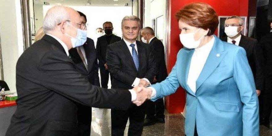 """Kılıçdaroğlu-Akşener görüşmesinde """"İktidar gidiyor, hata yapmamalıyız"""" görüşünde uzlaşıldı"""