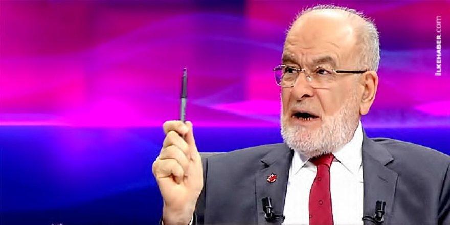 """SP Genel Başkanı Karamollaoğlu: """"Demirtaş tahliye edilmeli, """""""