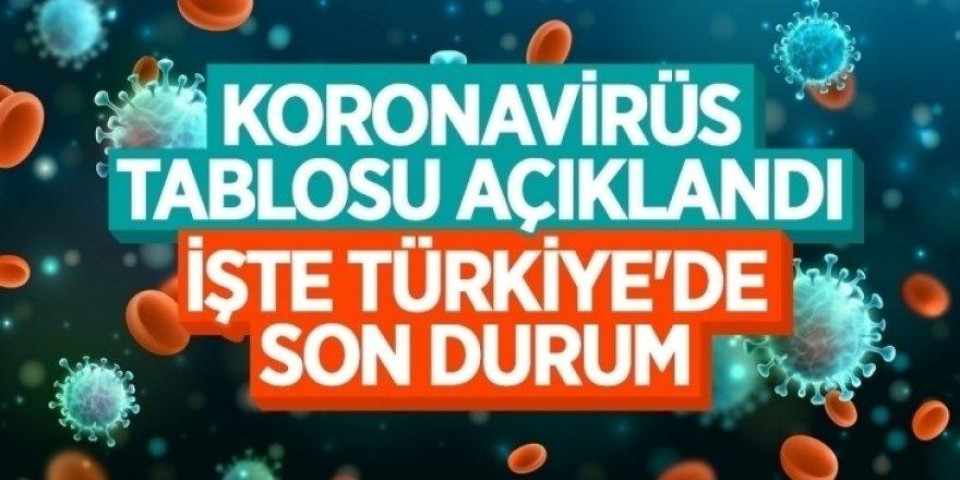 24 Ekim koronavirüs tablosu vaka sayısı açıklandı!
