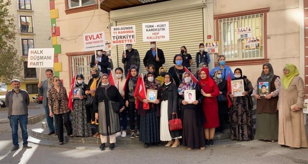 Erzurumlu Kadınlardan Diyarbakır Annelerine destek