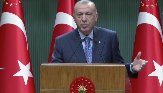 Cumhurbaşkanı Erdoğan'dan ekonomi eleştirilerine cevap