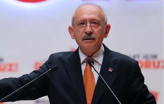 Kılıçdaroğlu'ndan Erdoğan'a yanıt: Sen saraylarında takıl