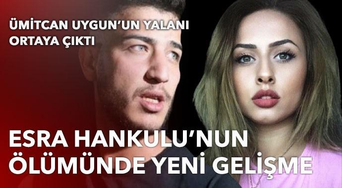 Esra Hankulu'nun ölümüyle ilgili yeni gelişme: Taksici Uygun'u yalanladı!