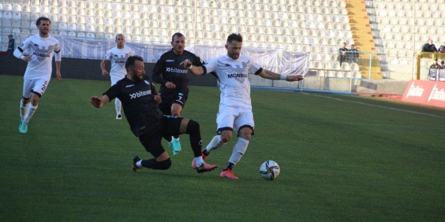 Türkiye Kupası: BB Erzurumspor: 0 Nazilli Belediyespor: 0