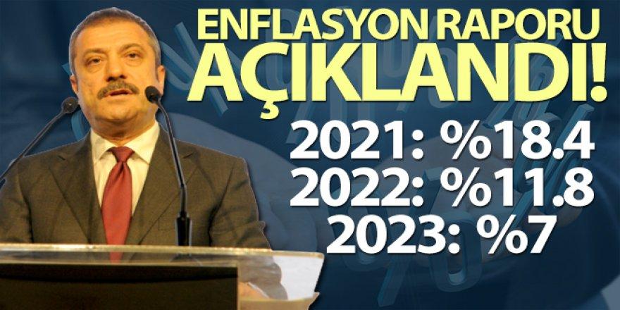 Kavcıoğlu: 'Enflasyonun kademeli olarak hedeflere yakın sayacağını öngörüyoruz'