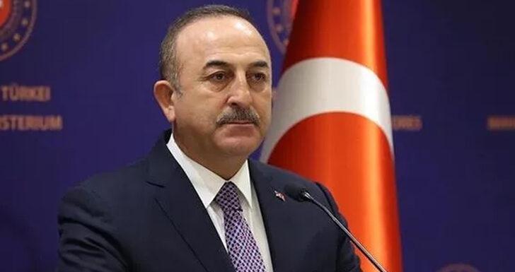 Bakan Çavuşoğlu'ndan 10 büyükelçiyle ilgili açıklama