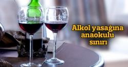 Alkol yasağı sorularına yanıt