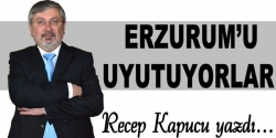 Sekmen ve ekibi Erzurum'u uyutuyor!