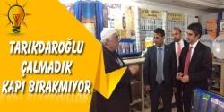 Tarıkdaroğlu, kapı kapı geziyor!