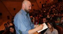 Ceyhun Yılmaz'dan Kitap Fuarı'na davet