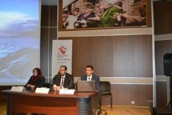 Erzurum'da 'Bir Yetime Aile Olma'paneli