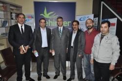 MHP'li adylar Kamu ziyaretlerini sürüdürüyor
