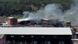 Soma İmbat madeninde yangın çıktı!