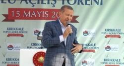 Erdoğan, 'Avucunuzu yalarsınız'