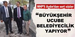 MHP'liler ziyaretlerini sürdürüyor