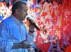 Erdoğan için şok karar!