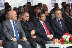 Erzurum'da 'Çılgın Proje'nin temelleri atıldı