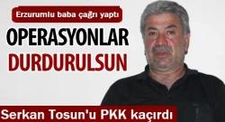 Tosun'un ailesi çağrı yaptı!