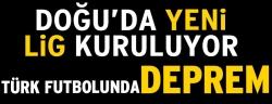 Türk futbolunda deprem!