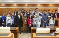 Samsunlular Milli Mücadale Yolu'nda Erzurum'da