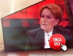 MHP'li Akşener'i dehşete düşüren şey