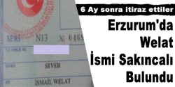 Erzurum'da Welat tartışması!