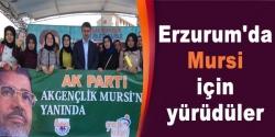 Erzurum'dan Murssi'ye destek!