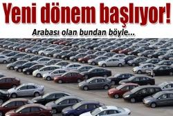 Trafik poliçelerinde yeni dönem!