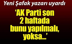 Selvi: AK Parti seçmeni kararsız!