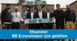BB Erzurumspor'a resmen talipliler!