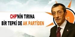 CHP'nin tırına bir tepki de AK Partiden
