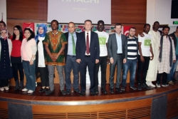 AÜ'de 'Afrika Günü' kutlandı