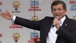 Davutoğlu'ndan bomba seçim sürprizi